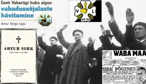 Hamilkar Mengel ja Heino Okas - ARTUR SIRGU LUGU