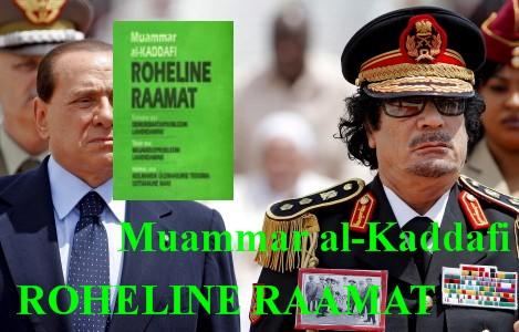 Muammar al-Kaddafi - Roheline Raamat