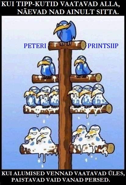 Laurence J. Peter & Raymond Hull - PETERI PRINTSIIP