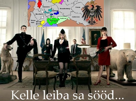 Raik Saart - KELLE LEIBA SA SÖÖD...