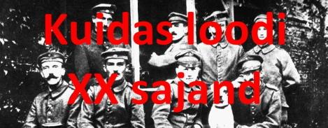 Raik Saart - Kuidas loodi XX sajand